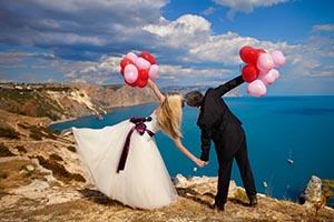 Аксессуары на свадьбе
